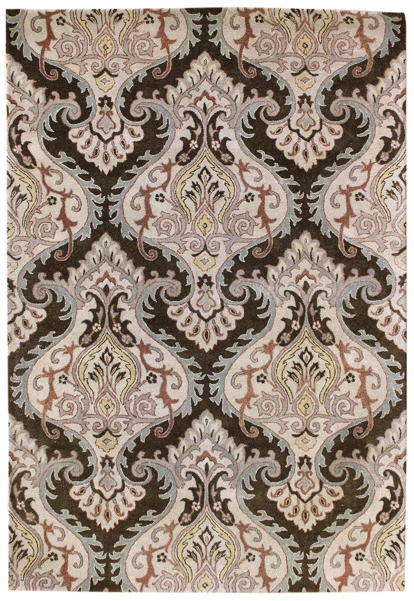 Aubusson Tufted Traditional Rug