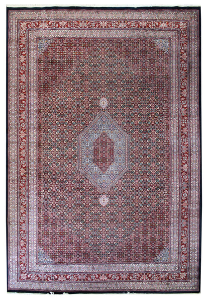 Bijar Handwoven Traditional Rug