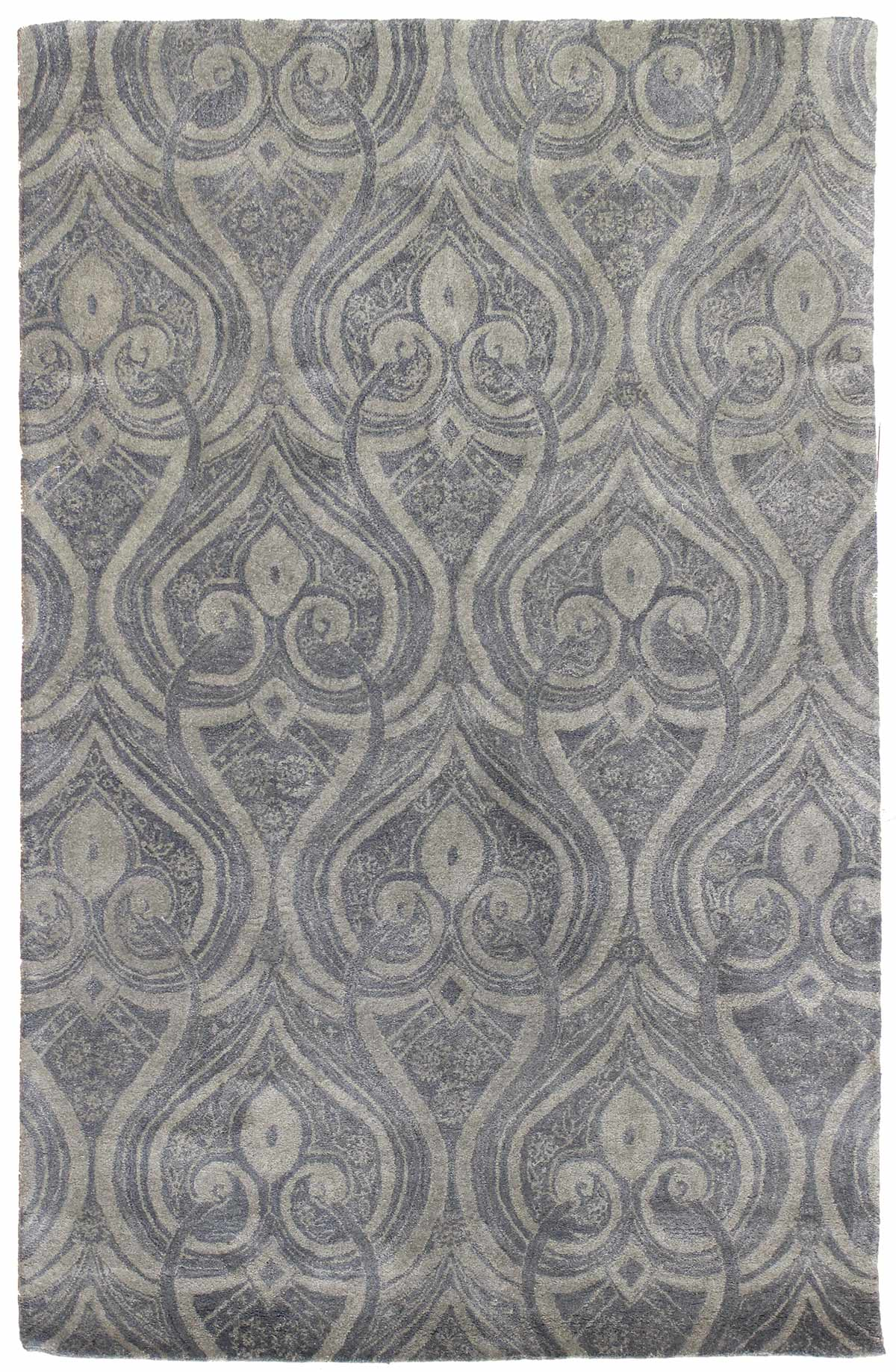 Deco Tufted Traditional Rug
