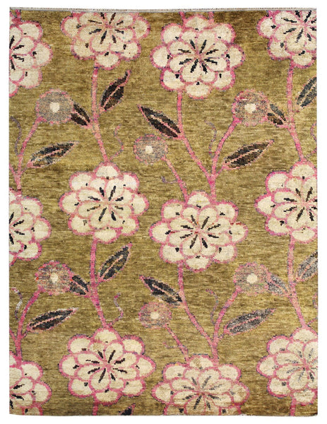 Lily Handwoven Traditional Rug