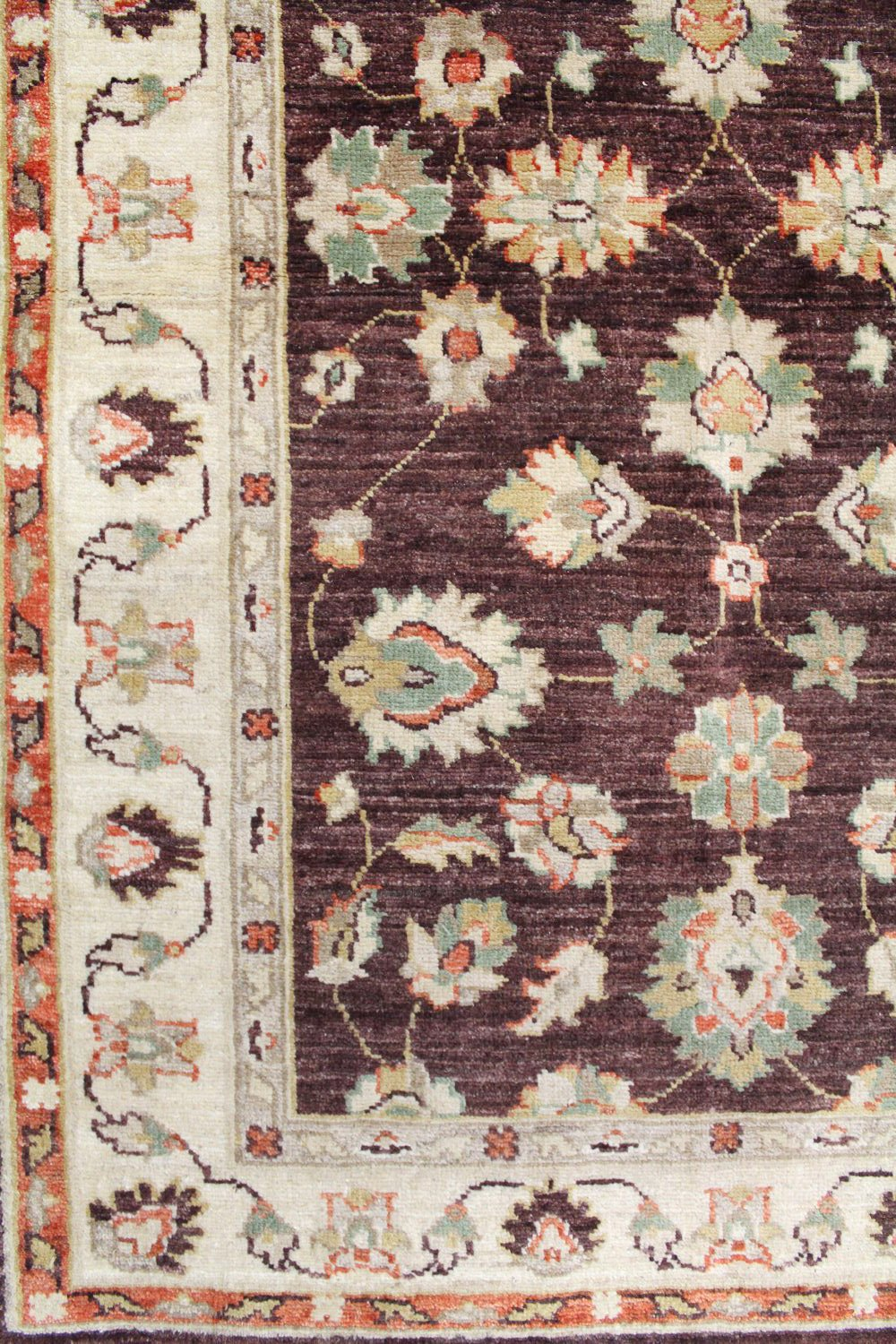 Mahal Handwoven Traditional Rug