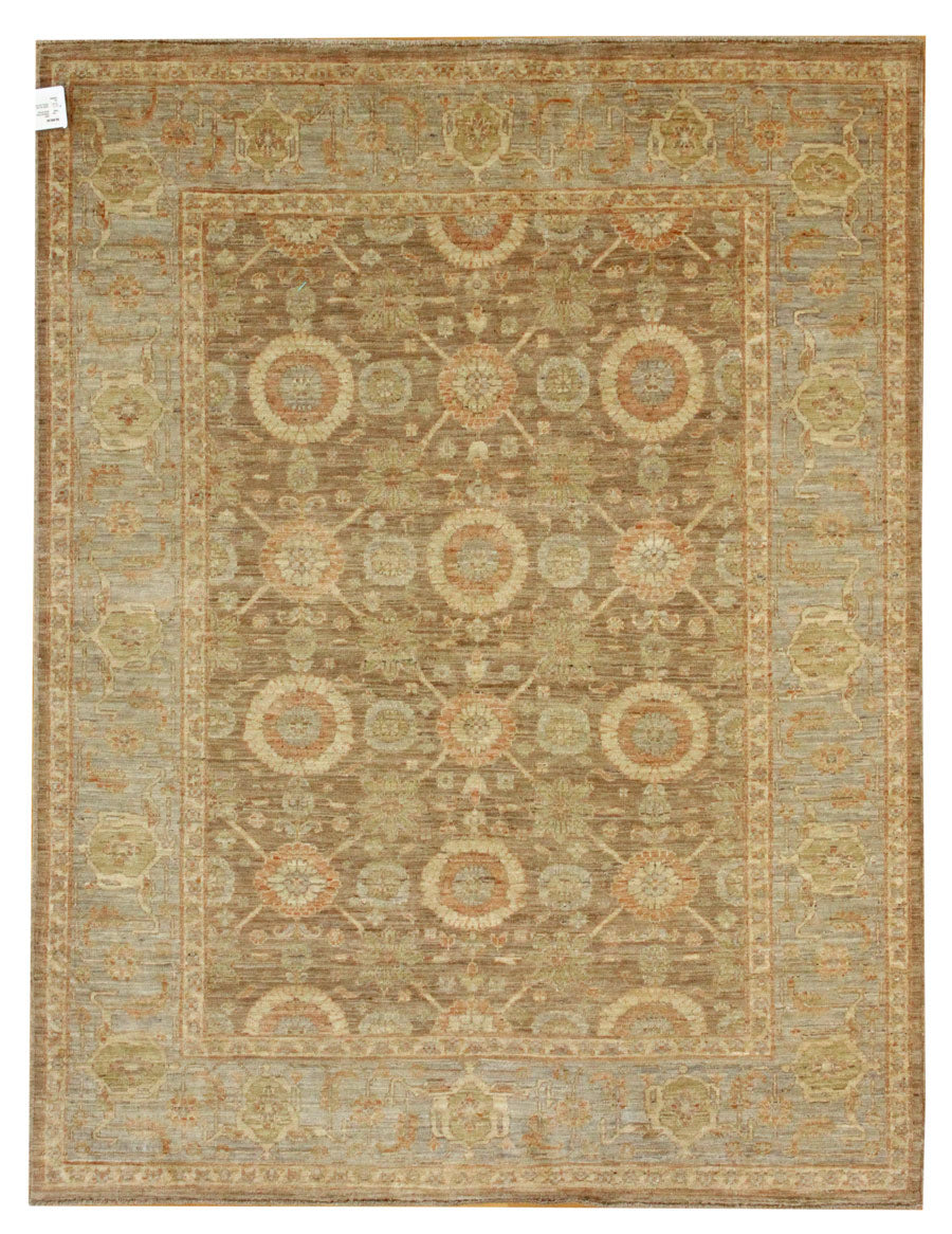Mina Khani Handwoven Traditional Rug