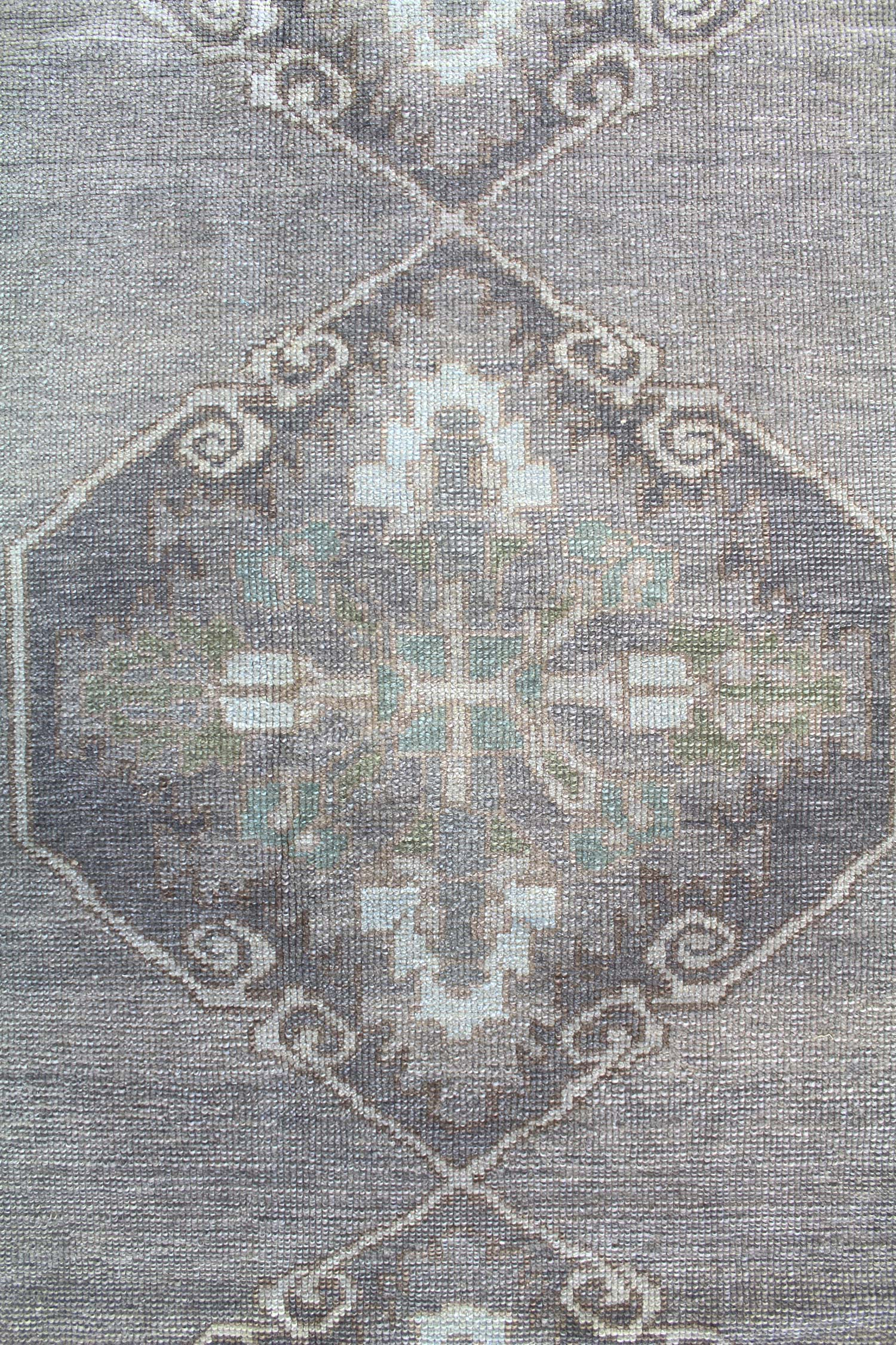 Oushak Handwoven Traditional Rug