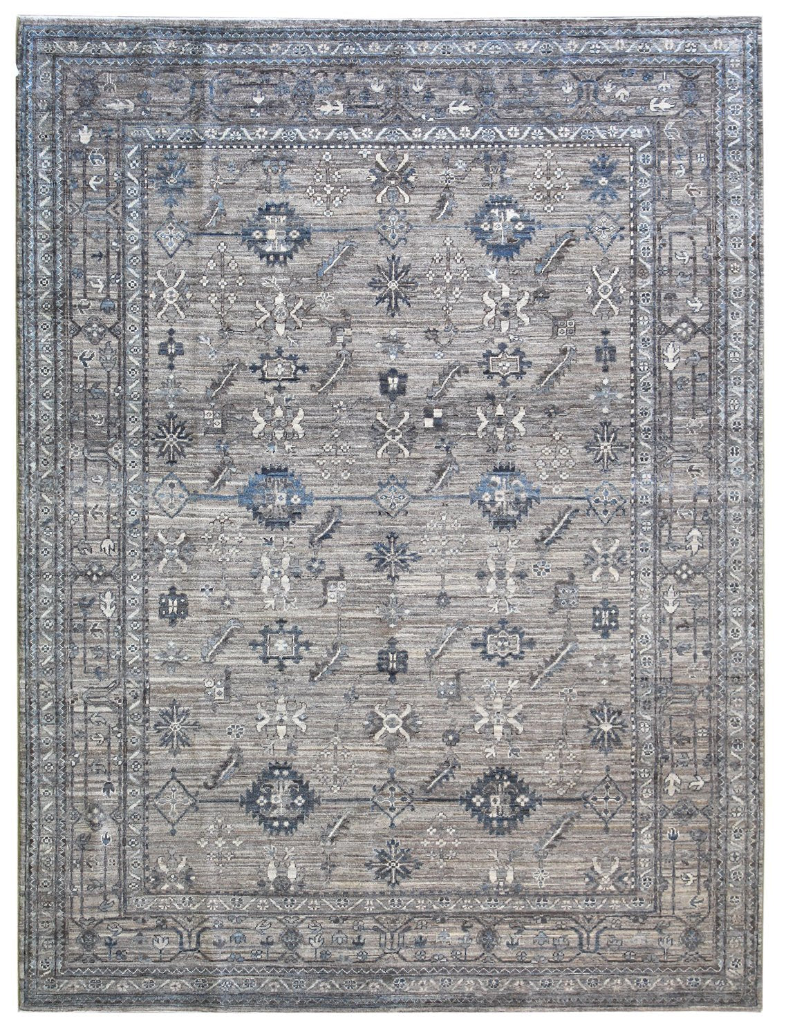 Ziegler Handwoven Traditional Rug