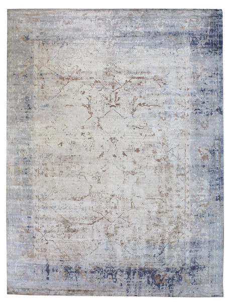 Arabesque Handwoven Transitional Rug