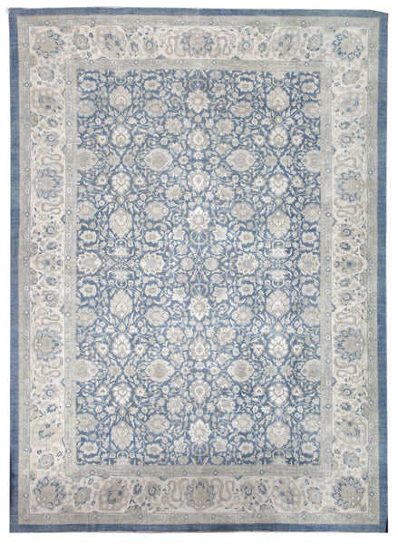 Moghul Cloud Handwoven Transitional Rug