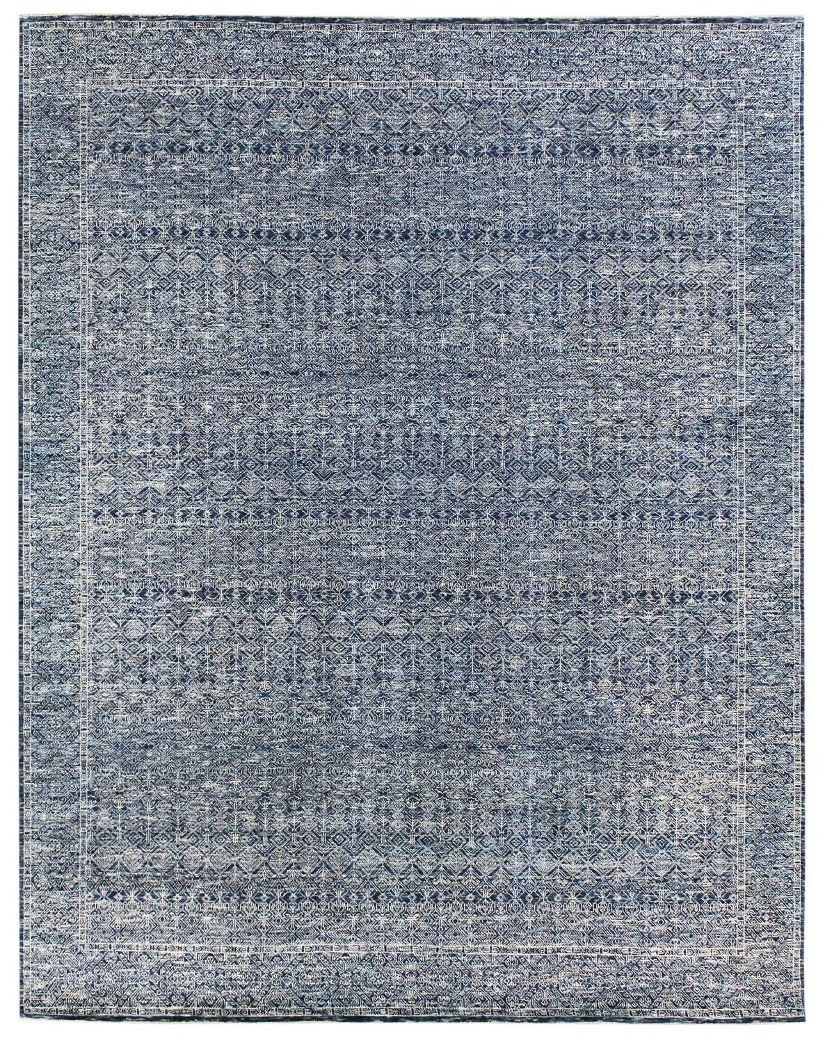 Age Handwoven Transitional Rug