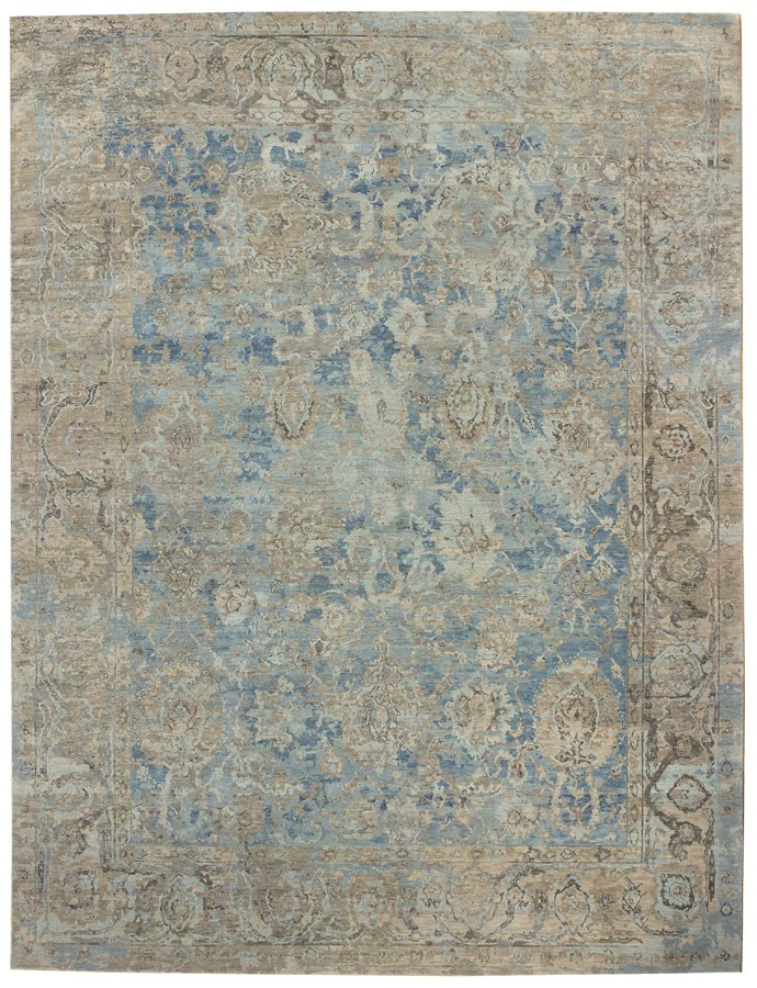 Opal Handwoven Transitional Rug