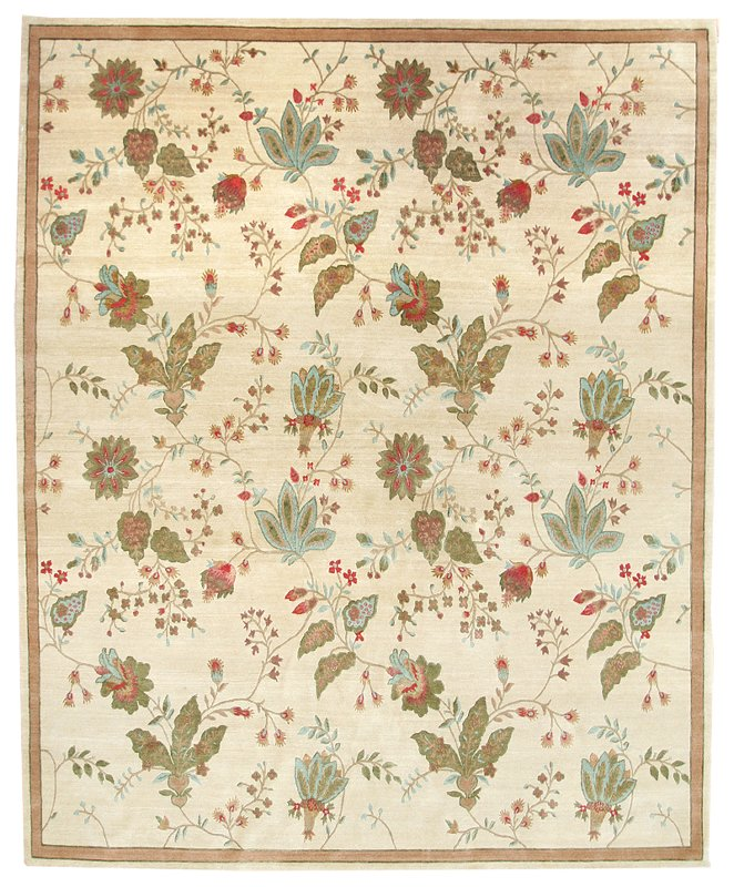 Orchidea Handwoven Transitional Rug