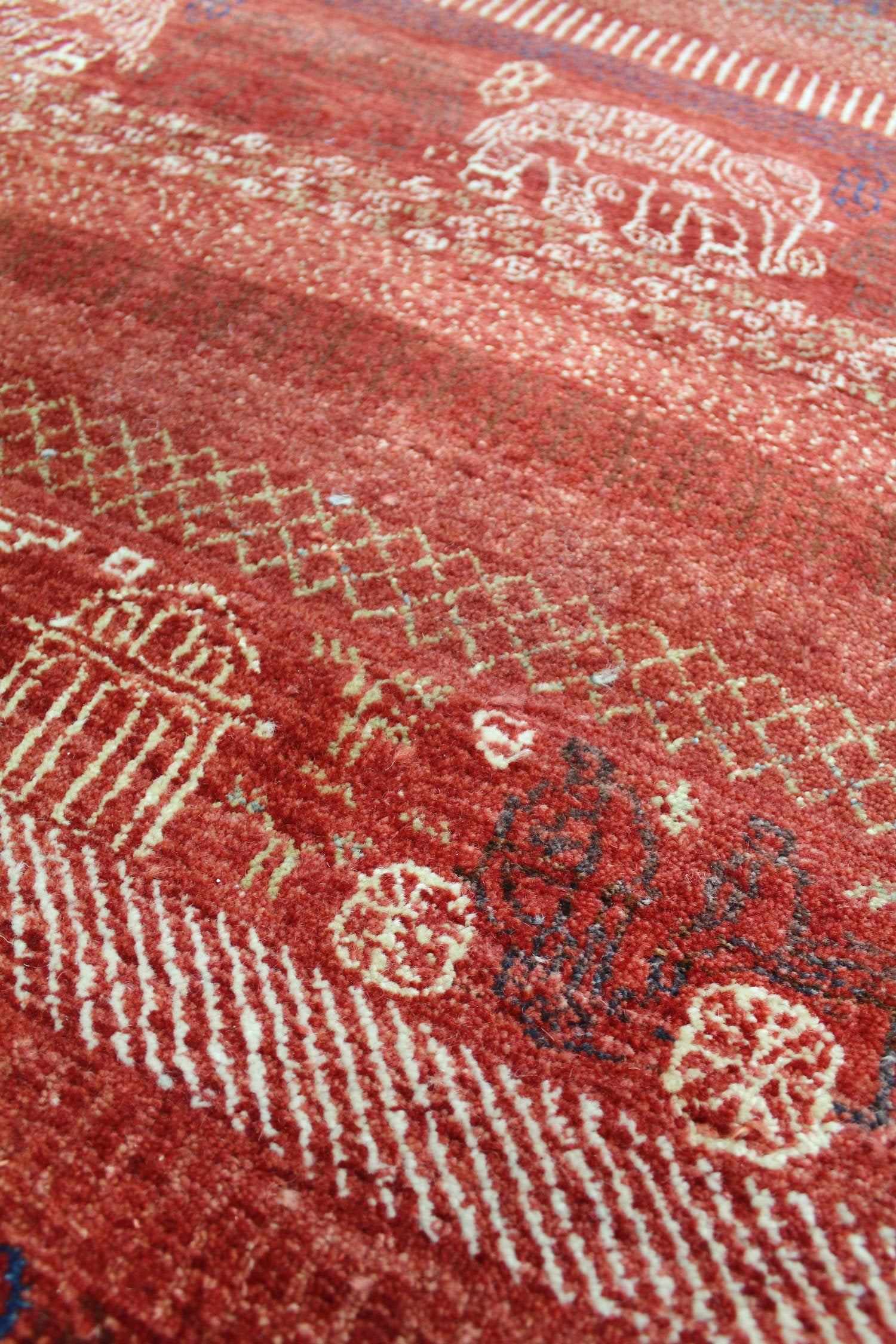 Rickshaw Transitional Rug