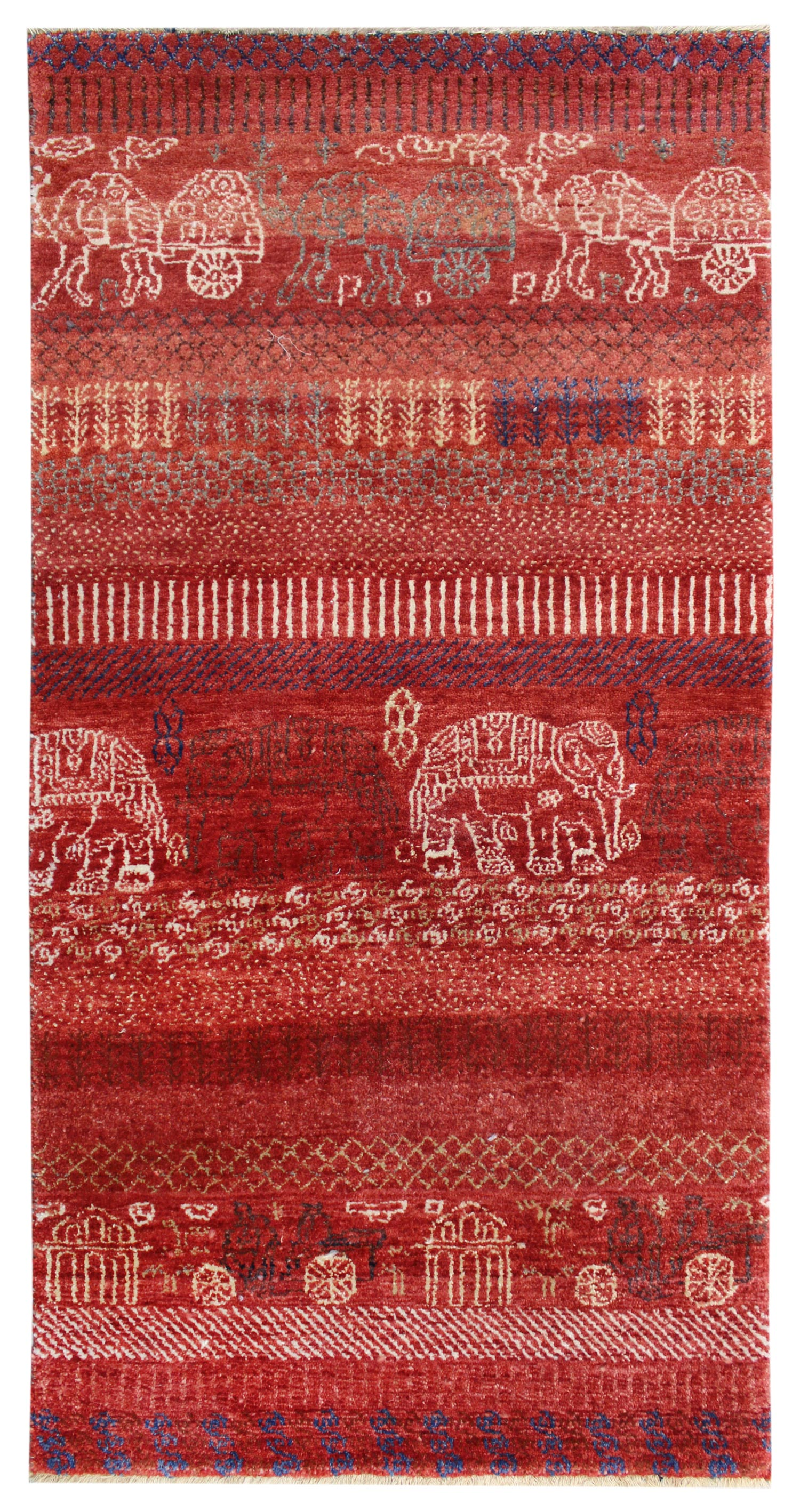RickshawTransitional Rug