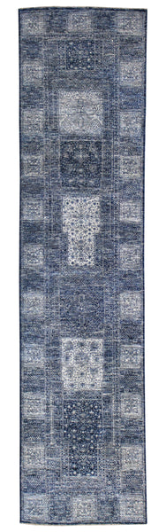 Spanish Tile Handwoven Transitional Rug