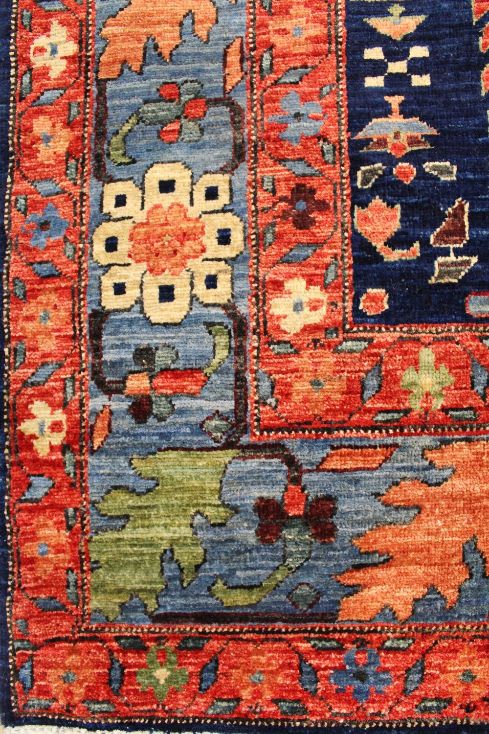 Bakshaish Handwoven Tribal Rug