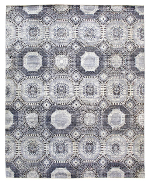 Mamluk Handwoven Tribal Rug