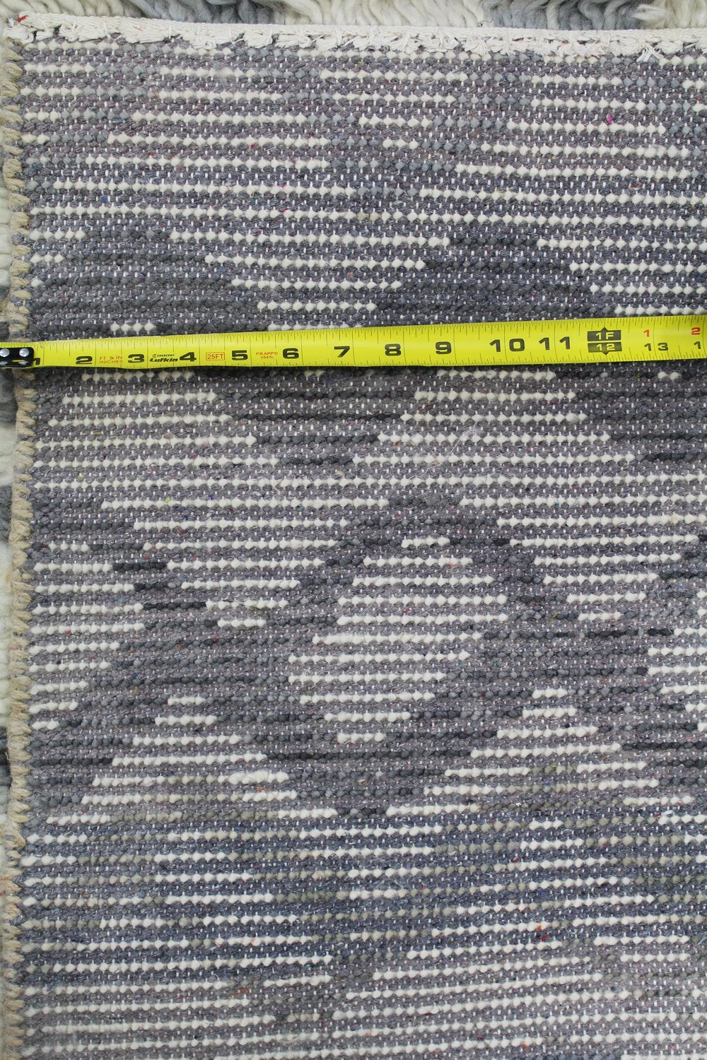 Mohair Flame Handwoven Tribal Rug