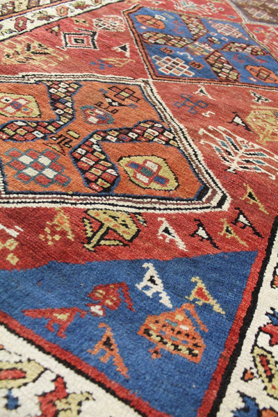 Antique N.W. PersianTribal Rug