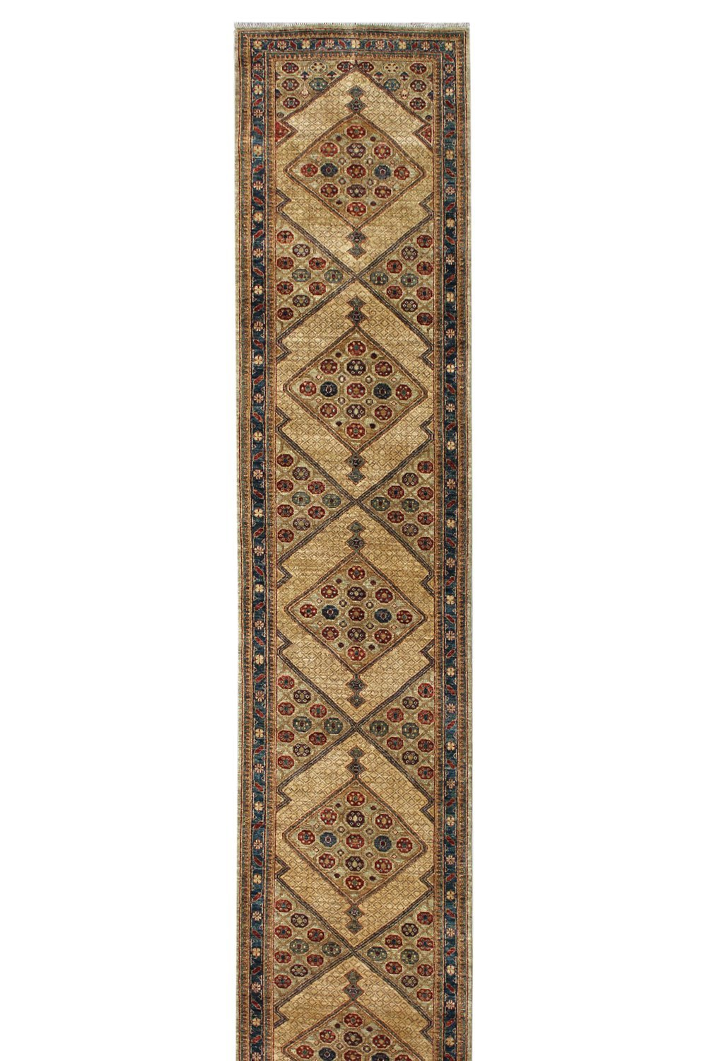 Serab Handwoven Tribal Rug