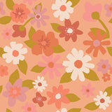 Flower Market Fat Quarter Bundle - Rose