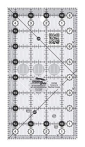 "4.5"" x 8.5"" Quilting Ruler - Creative Grids"
