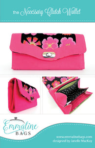 Necessary Clutch Wallet (NCW) Pattern