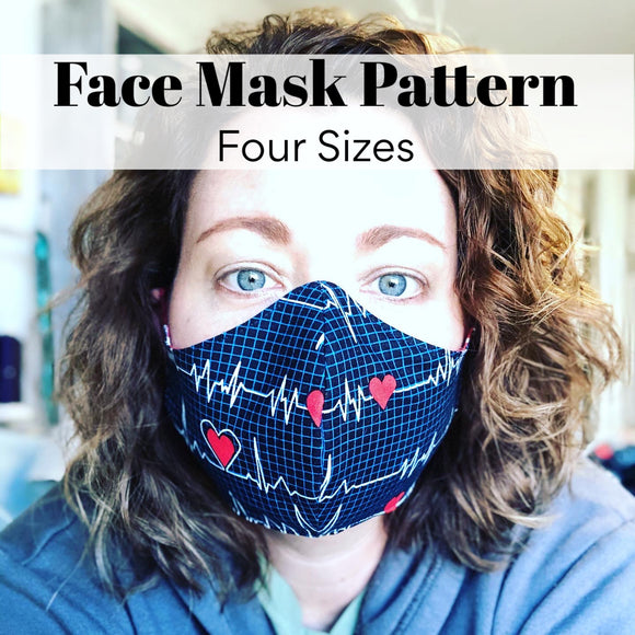 Face Mask Pattern - PDF
