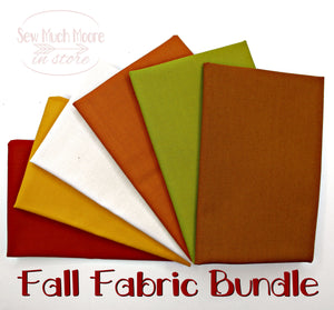 Painters Palette Fall Fabric Bundle