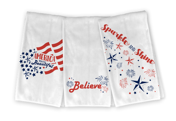 Americana Kitchen Towel Set - Save 23%