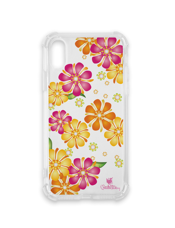 Spring Flower Ribbon Phone Case