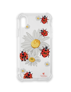 Daisies & Lady Bugs Phone Case