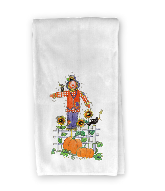 Scarecrow Kitchen Towel