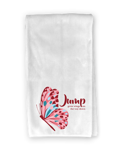 Spring Butterfly Kitchen Towel
