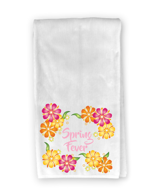 Spring Fever Kitchen Towel