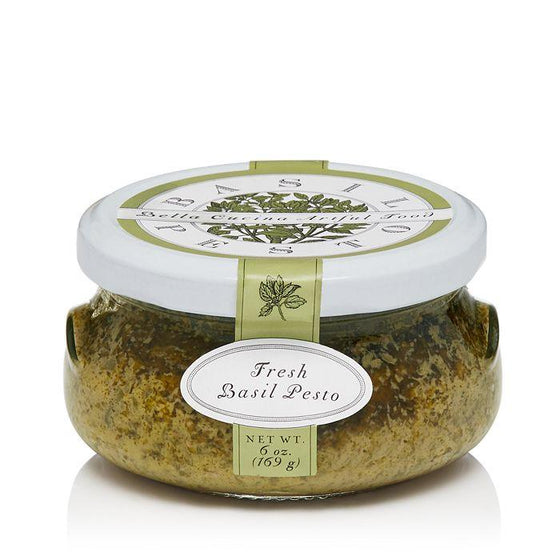 Fresh Basil Pesto - Bella Cucina - Lot22oliveoilco.com