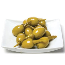 Olives w/ green chili - Lot22oliveoilco.com