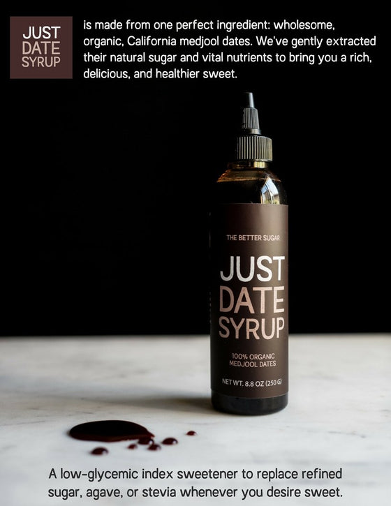 Just Date Syrup - Lot22oliveoilco.com