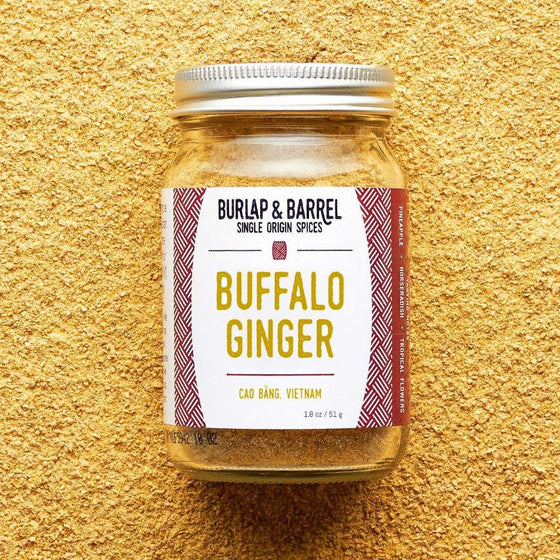 Buffalo Ginger - Lot22oliveoilco.com