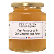 Pear Jam w/ Dried Apricots & Honey - L'Epicurien - Lot22oliveoilco.com