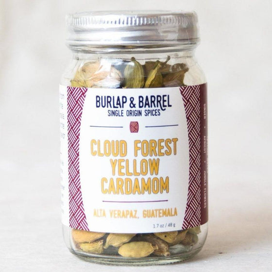 Cloud Forest Yellow Cardamom