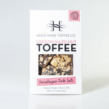 Holm Made Toffee Co./ Himalayan Pink Salt - Lot22oliveoilco.com