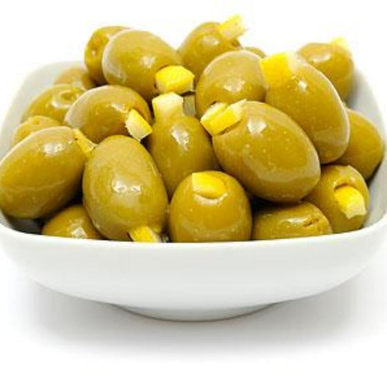 Olives w/lemon