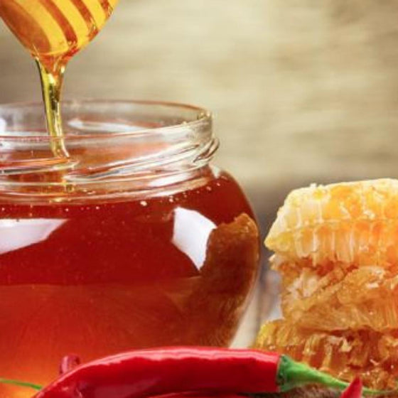 Habanero Honey Vinegar