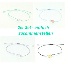 Laden Sie das Bild in den Galerie-Viewer, Armband Set