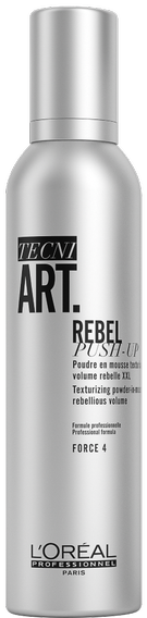 Rebel push up mousse 250ml