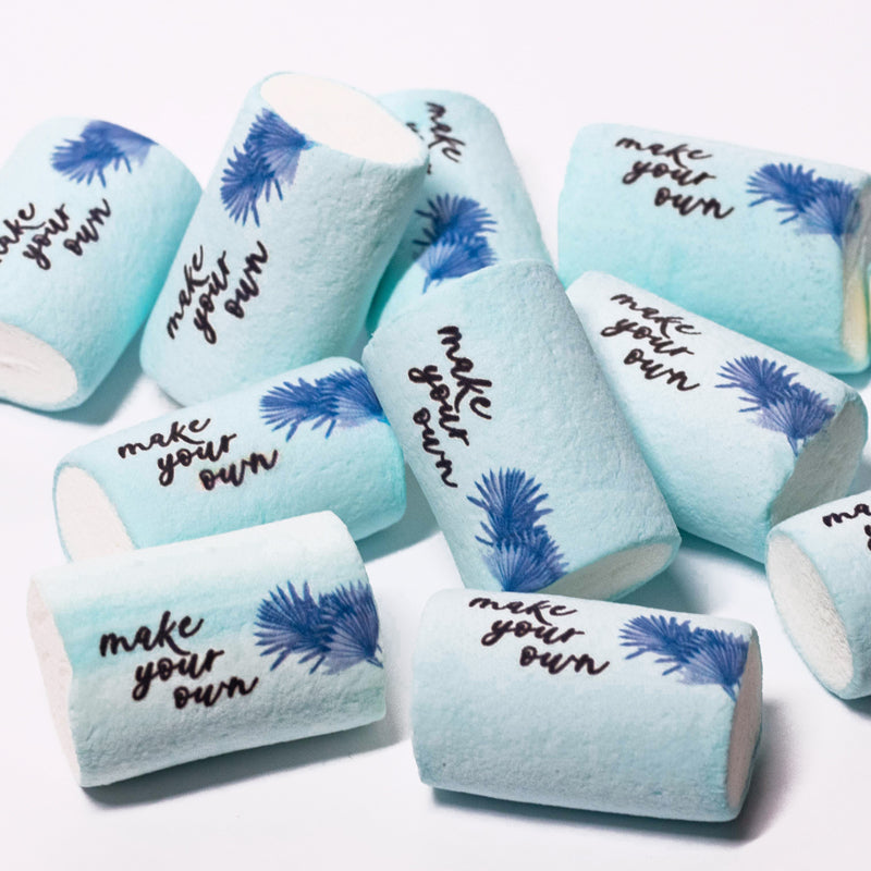 Blue Marshmallows Personalizzati