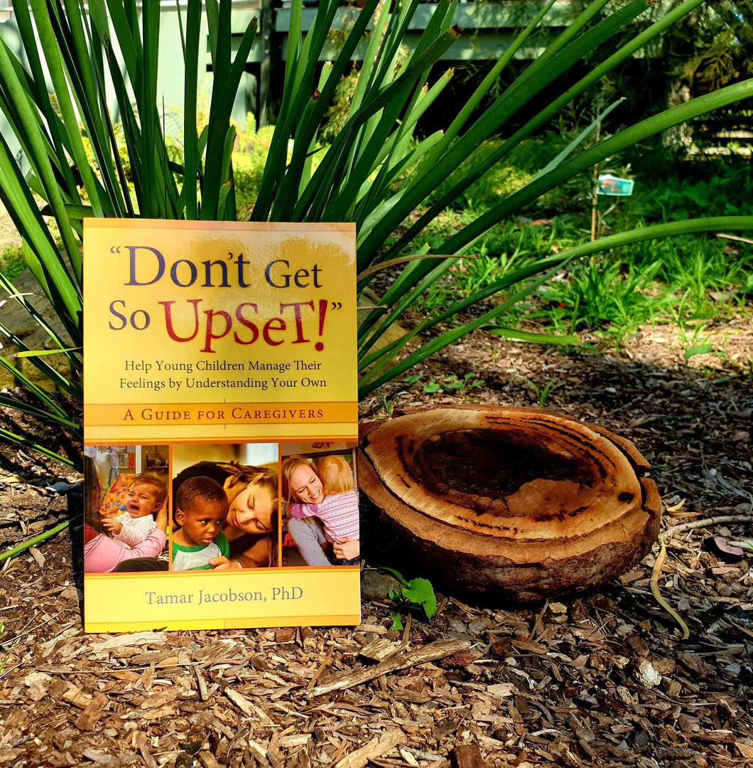 Don't Get So Upset by Tamar Jacobson