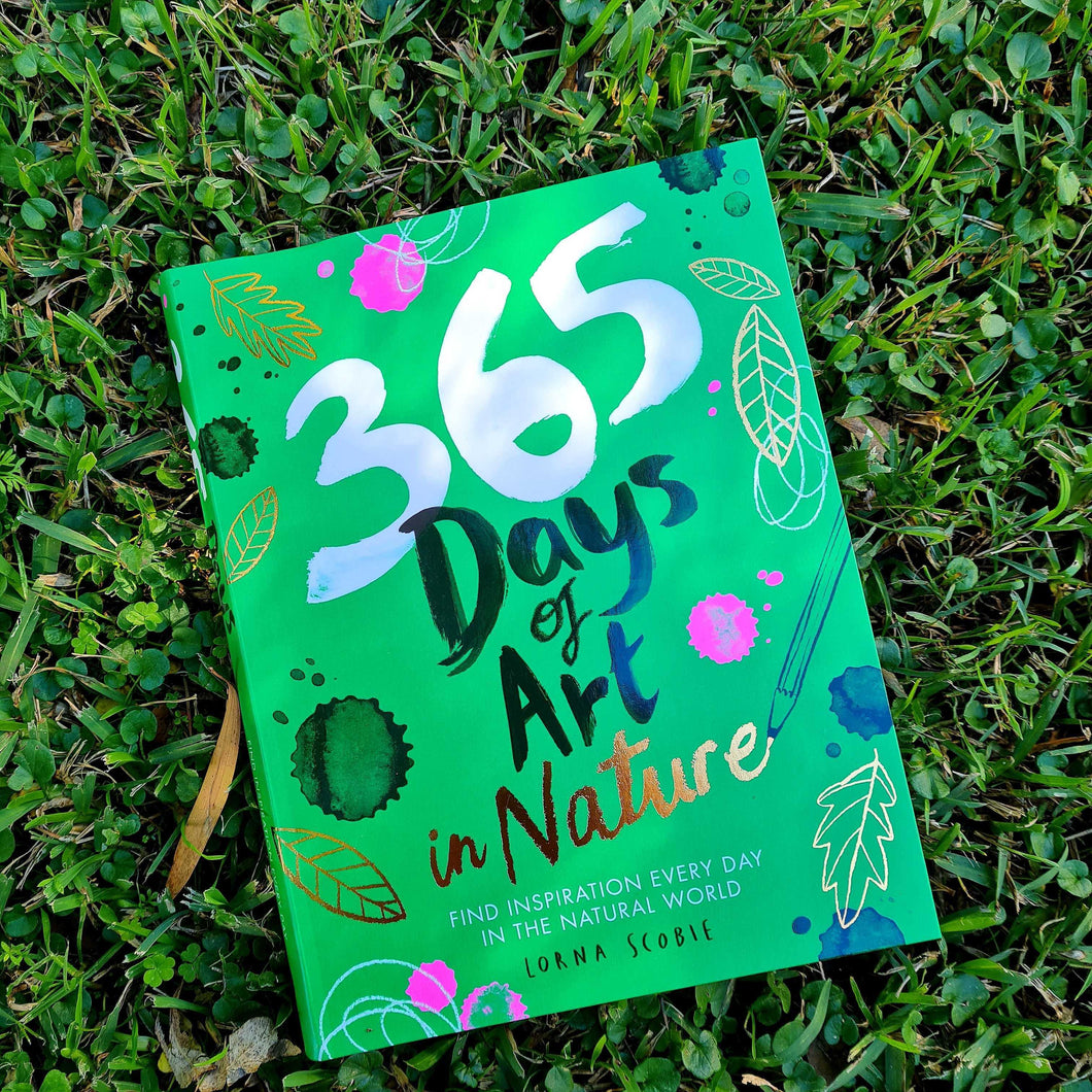 365 Days of Art in Nature - Inspired Natural Play Store