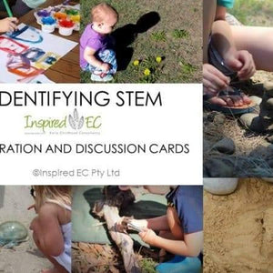 Identifying STEM: Inspiration and Discussion Cards