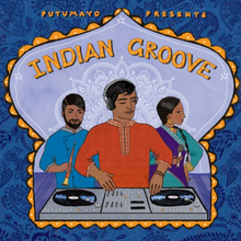 Load image into Gallery viewer, Indian Groove CD - Putamayo Kids
