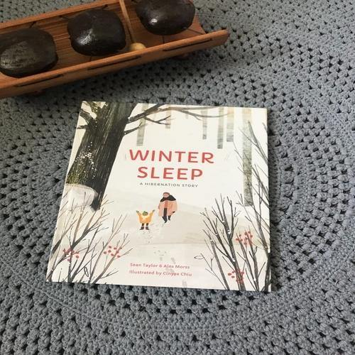 Winter Sleep: A Hibernation Story - Inspired Natural Play Store