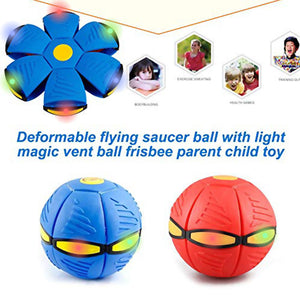 50% OFF LED Deformed Flying Saucer Ball (Buy 2 Free Shipping)